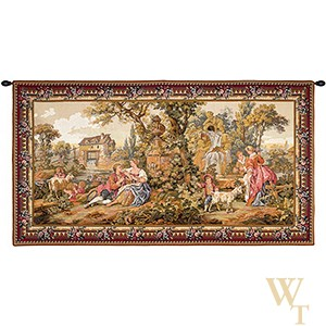 Repos Fontaine Tapestry