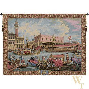 Return of Bucintoro Tapestry