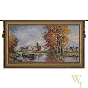 Riverside Tapestry