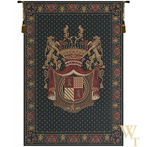 Royal Crest II Tapestry