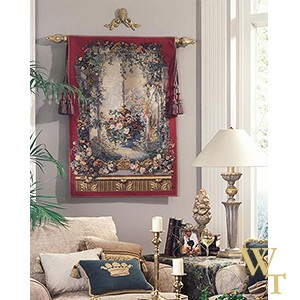 Royal Garden Tapestry