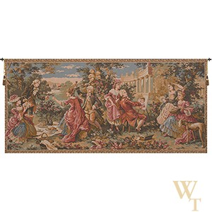 Royalty in the Park Tapestry
