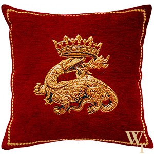 Salamandre Cushion Cover