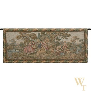 Scenes Galantes Tapestry