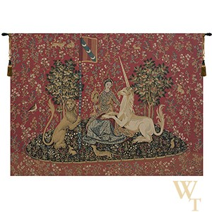 Sight (La Vue) I Tapestry