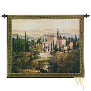 Song of Tuscany Tapestry