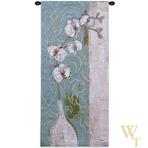 Spa Orchid Tapestry