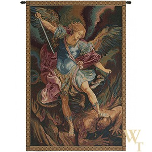 St Michael Tapestry