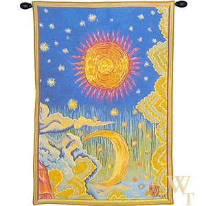 Summer l'Ete Tapestry