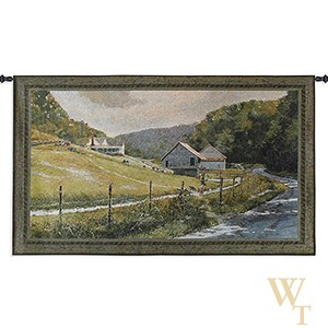 Summer Memories Tapestry