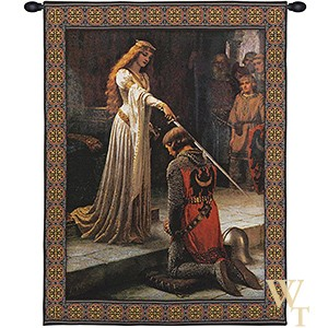 The Accolade V Tapestry