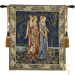 The Bridesmaids Tapestry