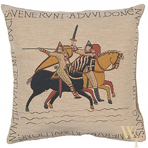 The Chevaliers Cushion Cover