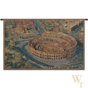 The Coliseum Tapestry