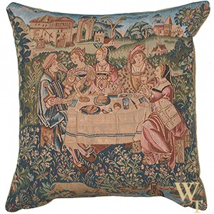 The Feast Cushion Cover