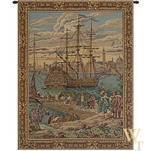 The Galleon Tapestry