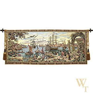 The Harbour II Tapestry