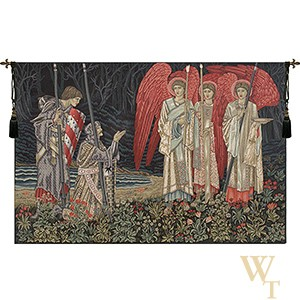 The Holy Grail (The Vision) II - No Border Tapestry