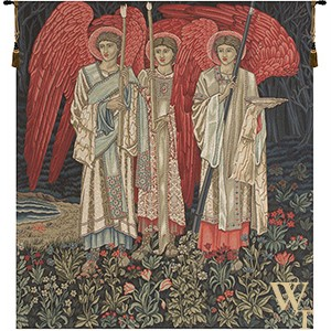 The Holy Grail (The Vision) - No Border Tapestry