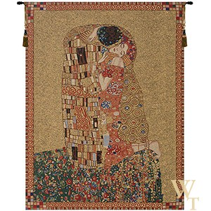 The Kiss - Klimt Tapestry
