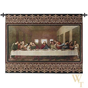The Last Supper II Tapestry