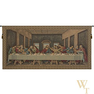 The Last Supper III Tapestry