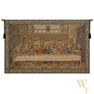 The Last Supper IV Tapestry
