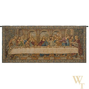 The Last Supper V - da Vinci Tapestry