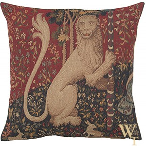 The Lion Cushion Cover