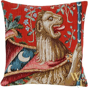The Lion II Cushion Cover