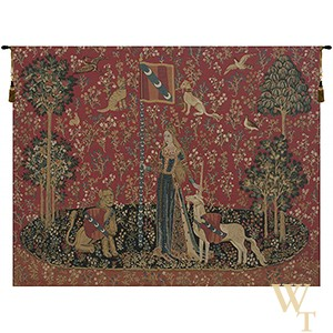 Touch (Le Toucher) I Tapestry