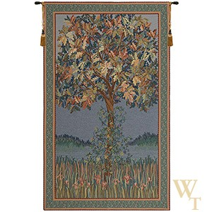 Tree of Life Flanders Tapestry
