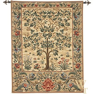 Tree of Life Light Tapestry