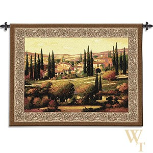 Tuscan Gold Tapestry