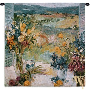 Tuscany Floral Tapestry