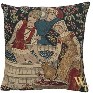 Vendages III Cushion Cover
