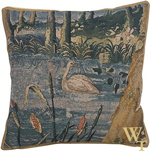 Wawel Forest - Right - Cushion Cover