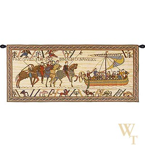 William Embarks - With Border Tapestry