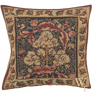 William Morris Acanthus Cushion Cover