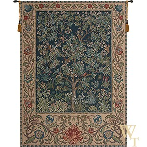 William Morris Tree of Life Tapestry