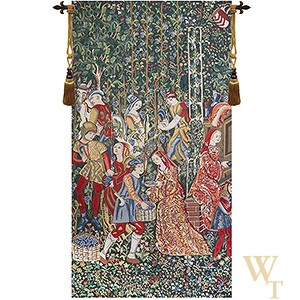 Wine Makers Tapestry