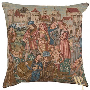 Wine Making Cushion Cover II