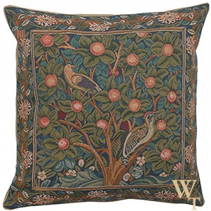 Woodpecker Cushion Cover